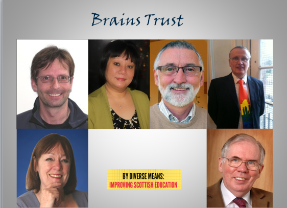 Brainst trust